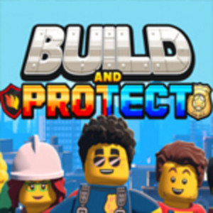 Lego City Build and Protect