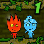 Fireboy and Watergirl 1 - The Forest Temple