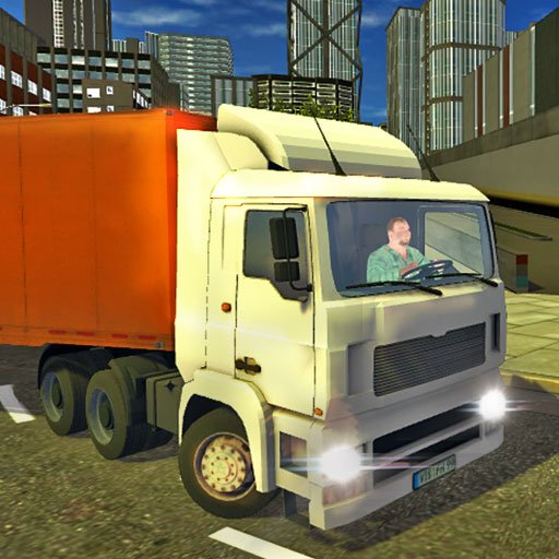 Real City Truck Simulator